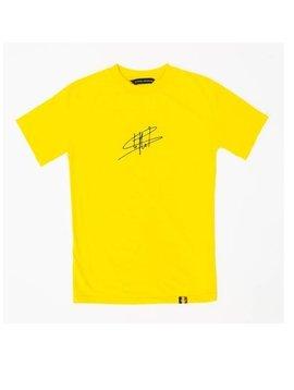 SV Merchandising T-Shirt SV Signature Gelb