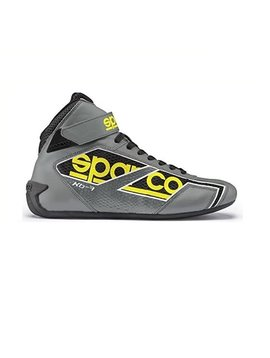 Sparco Shadow KB-7 Grey Yellow