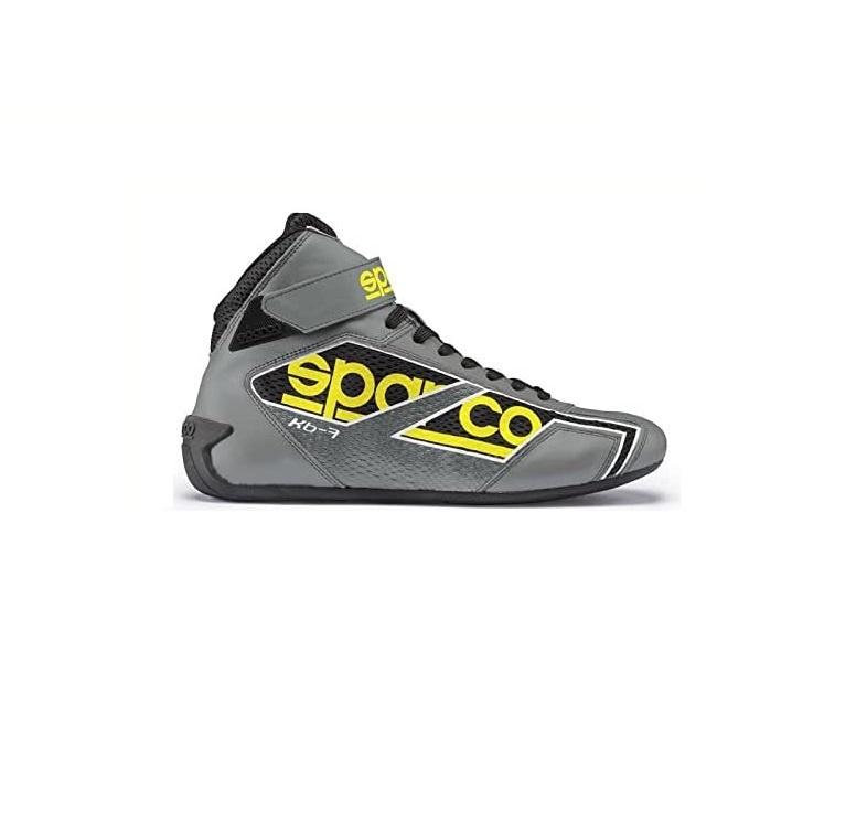 Sparco Shadow KB-7 Grau Gelb