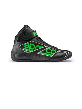 Sparco Shadow KB-7 Black Green