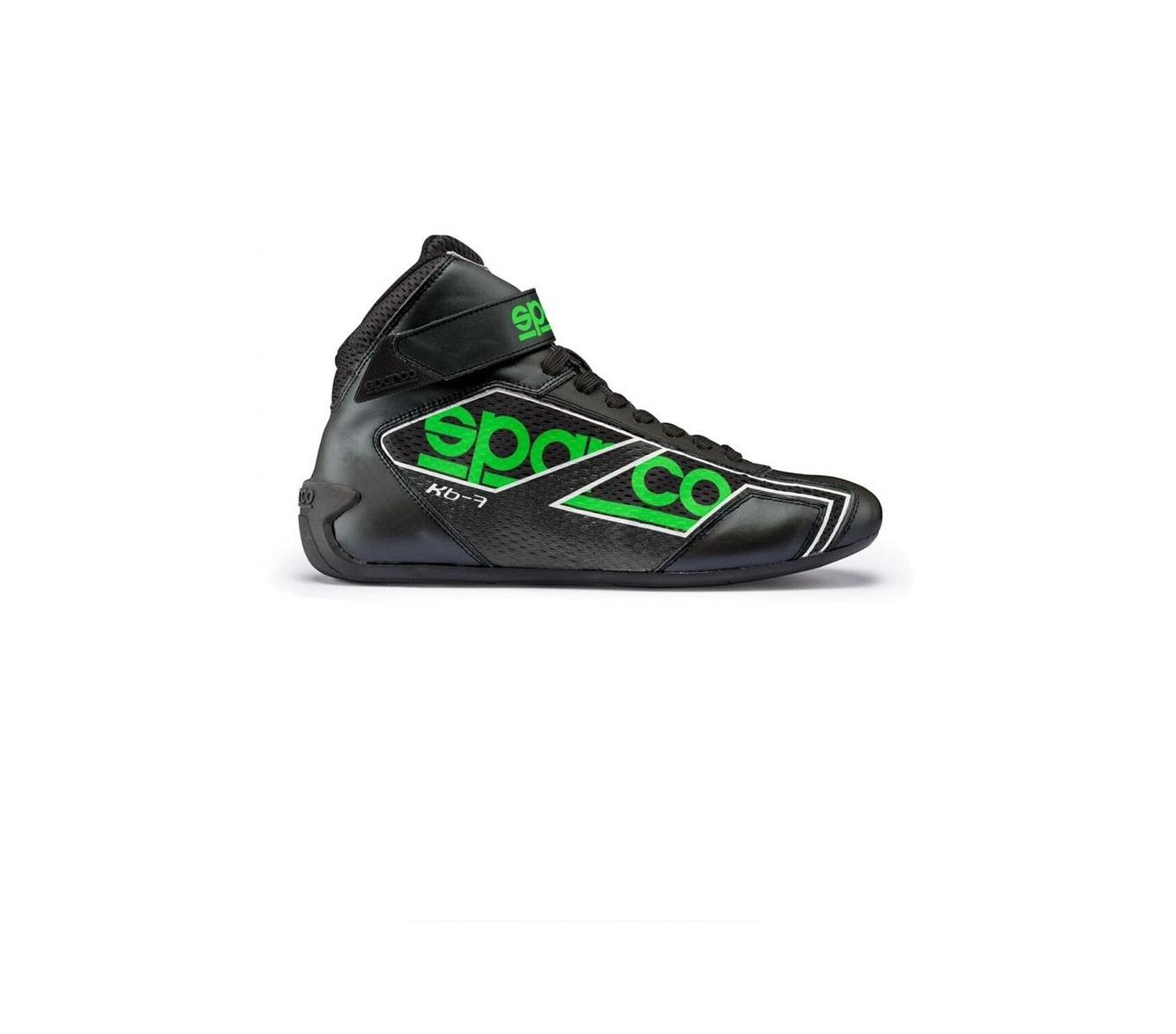 Sparco Shadow KB-7 Zwart Groen