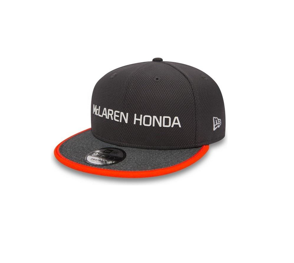 McLaren Stoffel Vandoorne Kappe  2017- New Era 9fifty