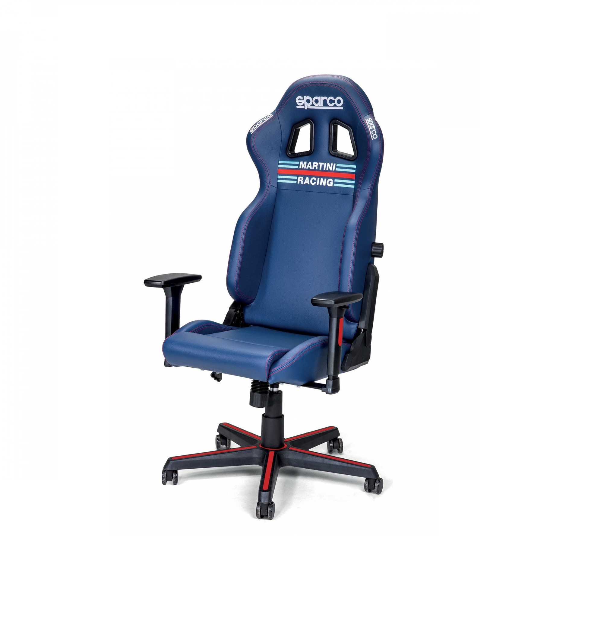 Sparco Martini Racing Chair Blue Navy