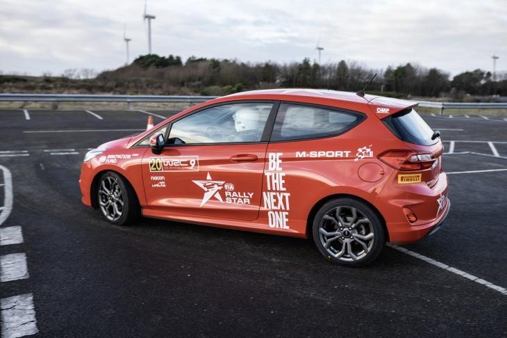 FIA Rally Star - Der neue Rallye-Erkennungswettbewerb!
