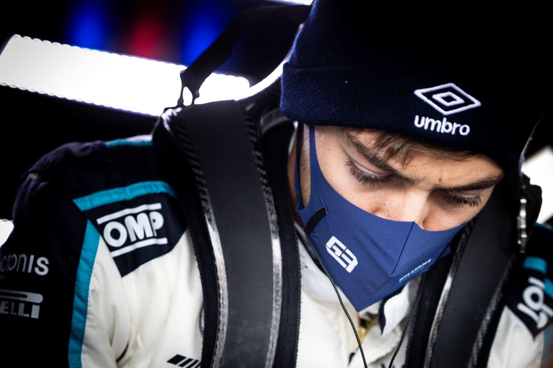 Williams und OMP sind Partner für die Formel-1-Saison 2021