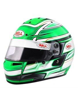 Bell Helmets KC7-CMR Venom Vert