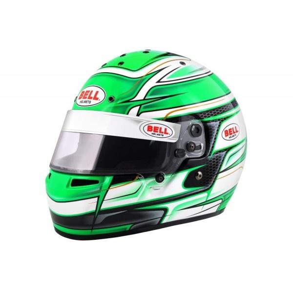 Bell Helmets Bell Helmet KC7-CMR Venom Green