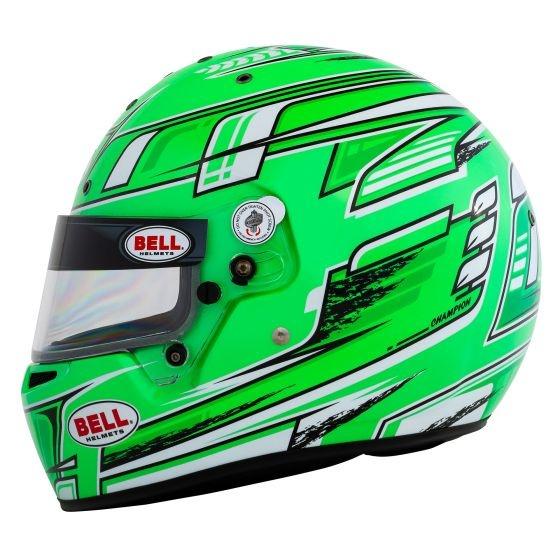 Bell Helmets KC7 CMR Champion Grün