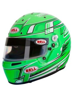 Bell Helmets KC7 CMR Champion Green
