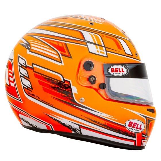 Bell Helmets KC7 CMR Champion Oranje
