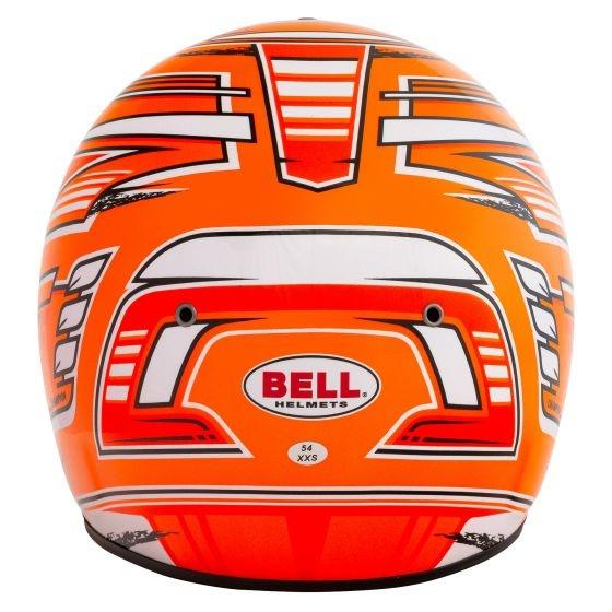 Bell Helmets KC7 CMR Champion Orange
