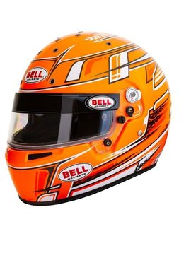 Bell Helmets KC7 CMR Champion Orange