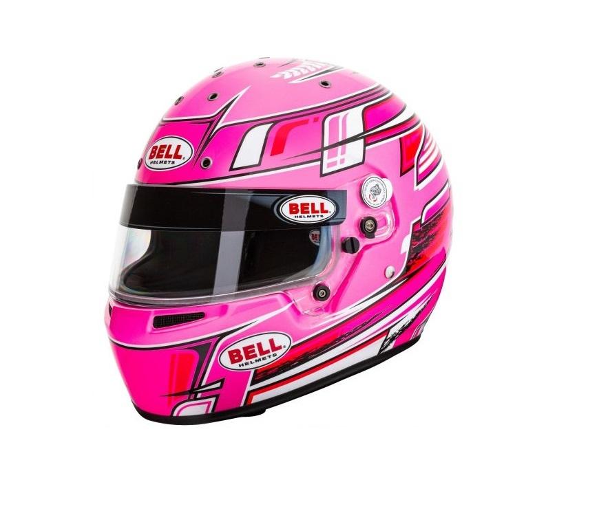 Bell Helmets KC7 CMR Champion Rosa