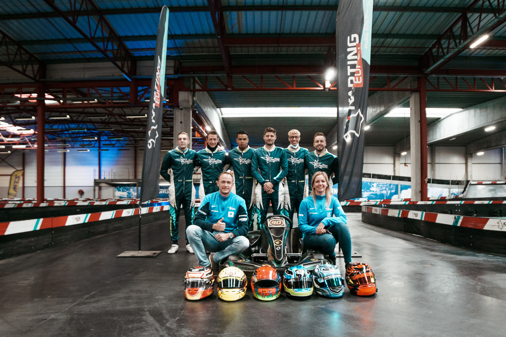 How to choose a karting suit?