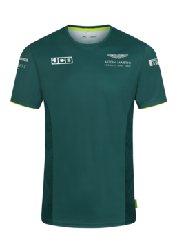 Aston Martin Team T-shirt 2021 - Men