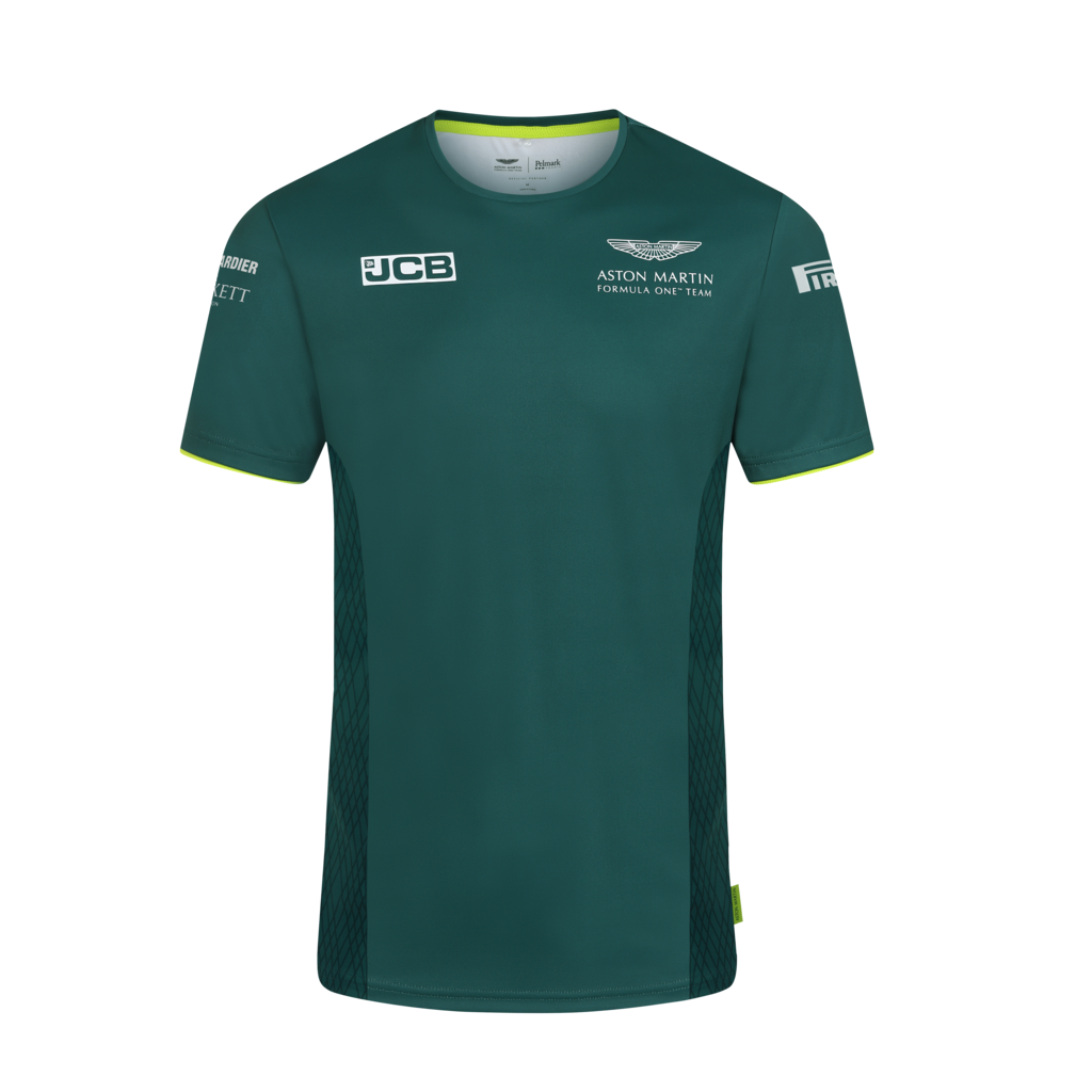 Aston Martin Team T-shirt 2021 - Men
