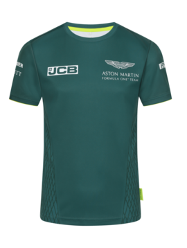 Aston Martin Team T-shirt 2021 - Kids