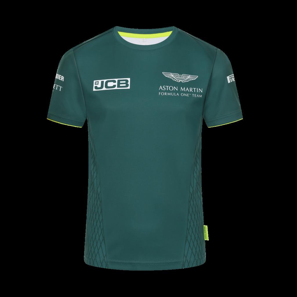 Aston Martin Team T-shirt 2021 - Kids