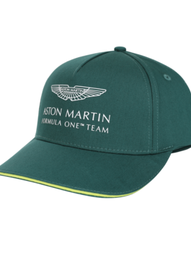 Aston Martin Team Cap - Green - Adult - 2021