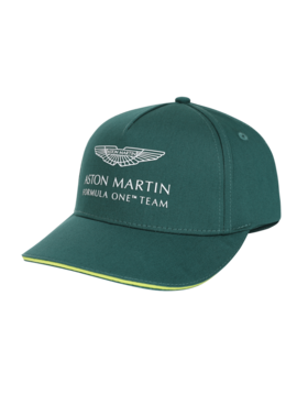 Aston Martin Team Cap - Green - Kids - 2021