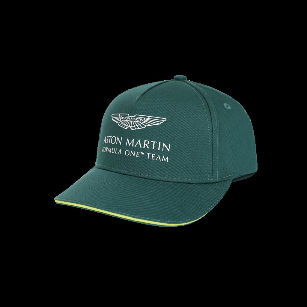 Aston Martin Team Cap - Green - Kids - 2021