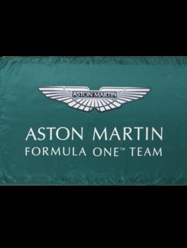 Aston Martin Grandstand Flag