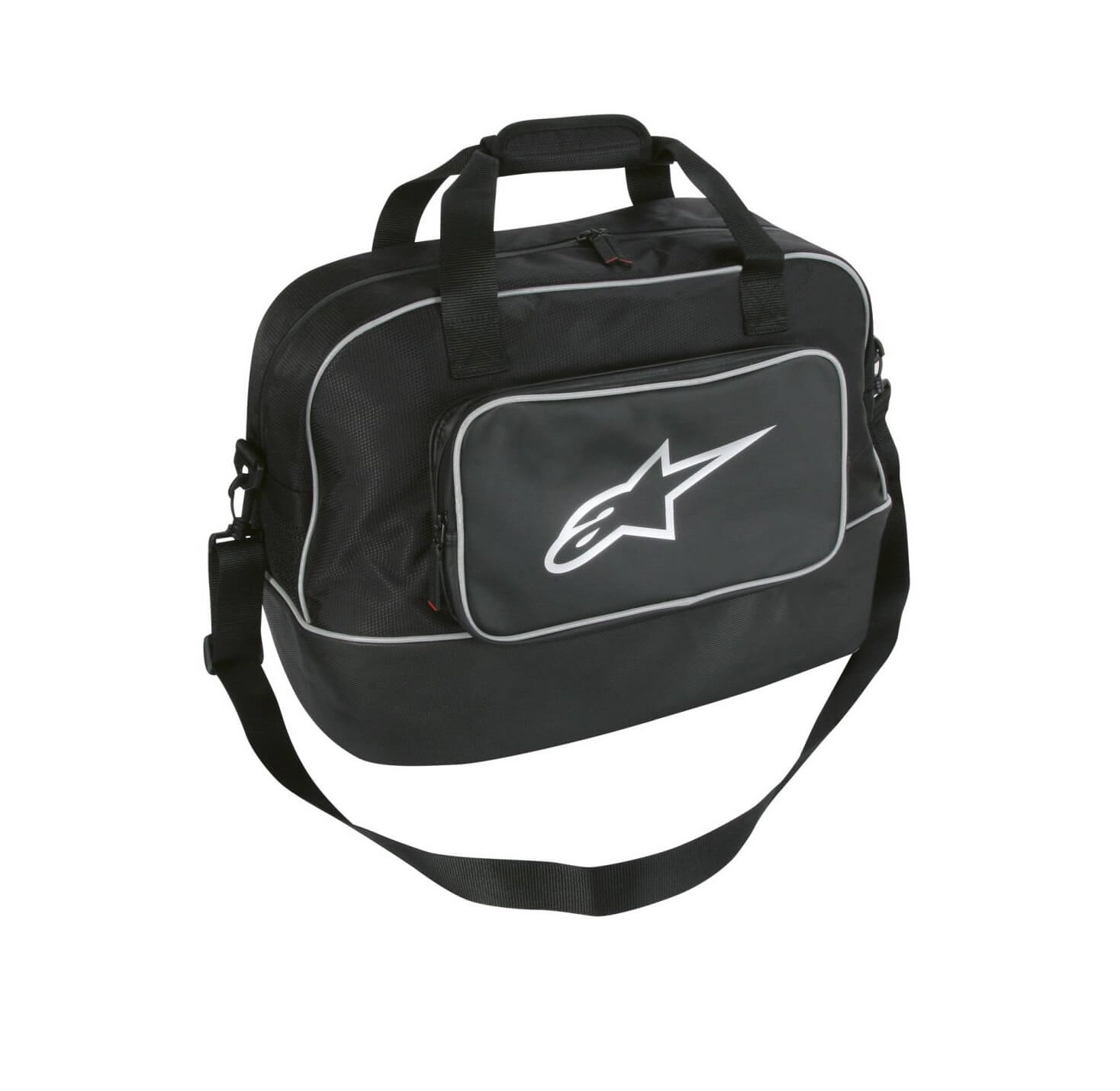Alpinestars STD Helmet Bag - Black/White