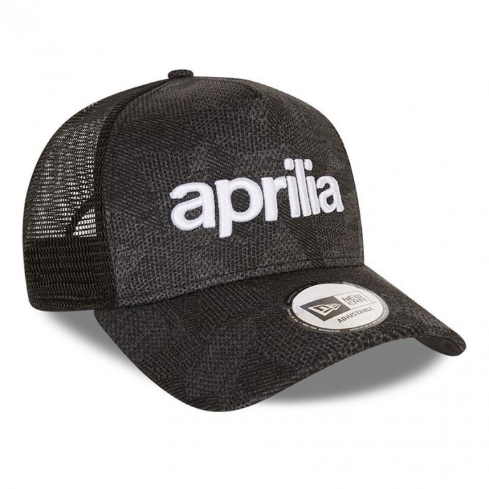Aprilia New Era Männer Kappe A-Frame Trucker