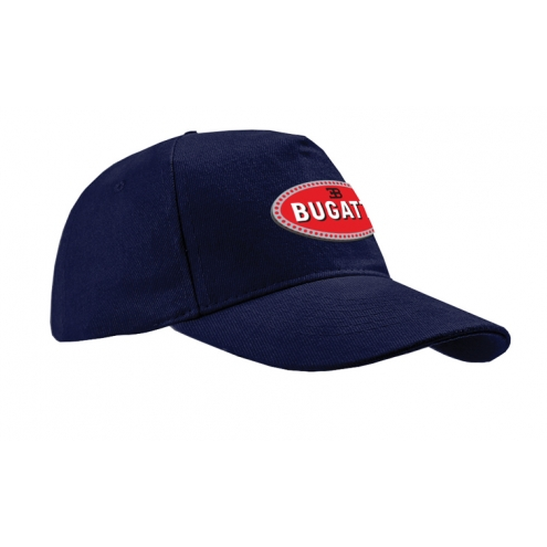 Bugatti Baseball Kappe - Blau