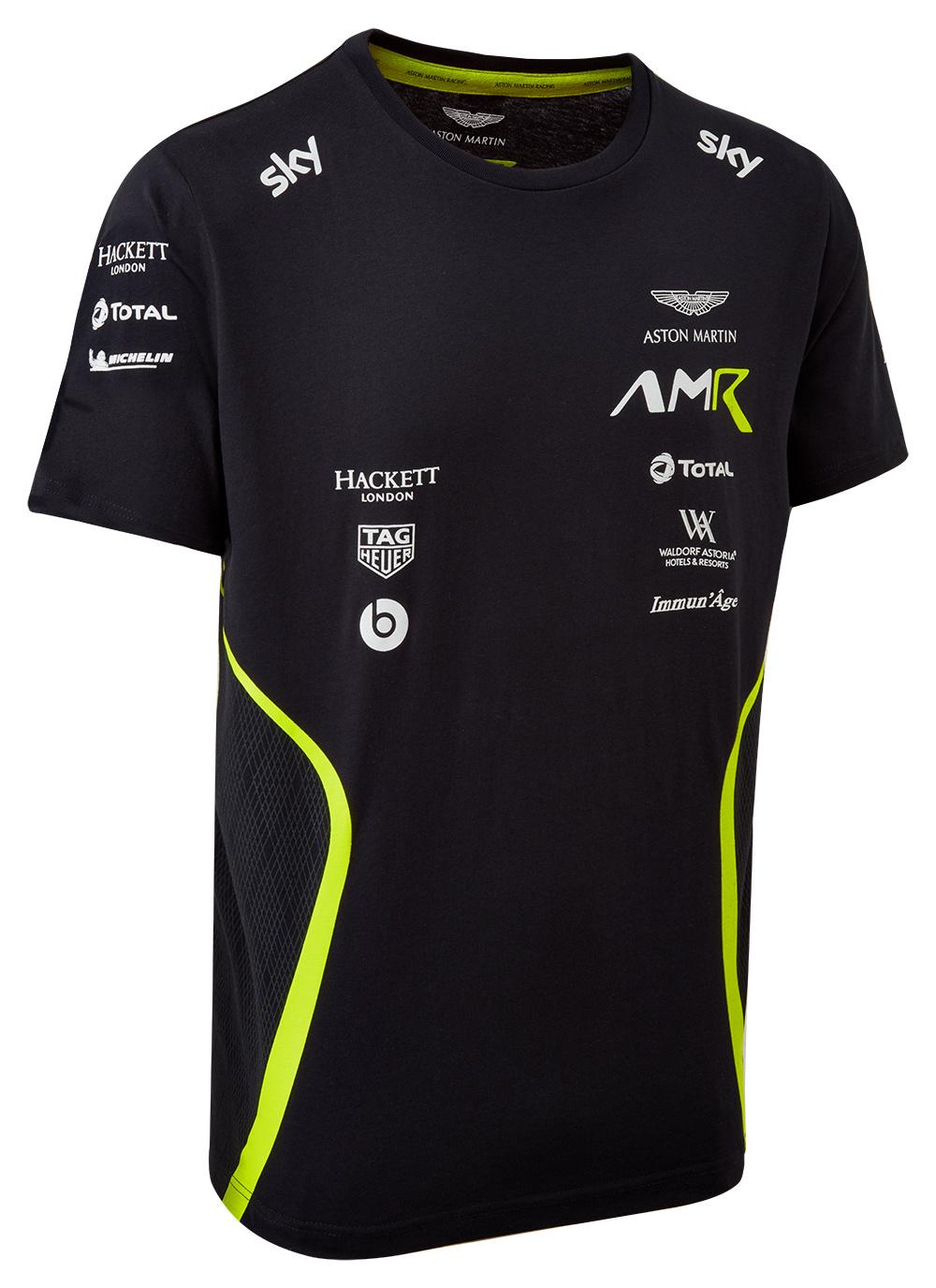 Aston Martin Team T-shirt für Männer