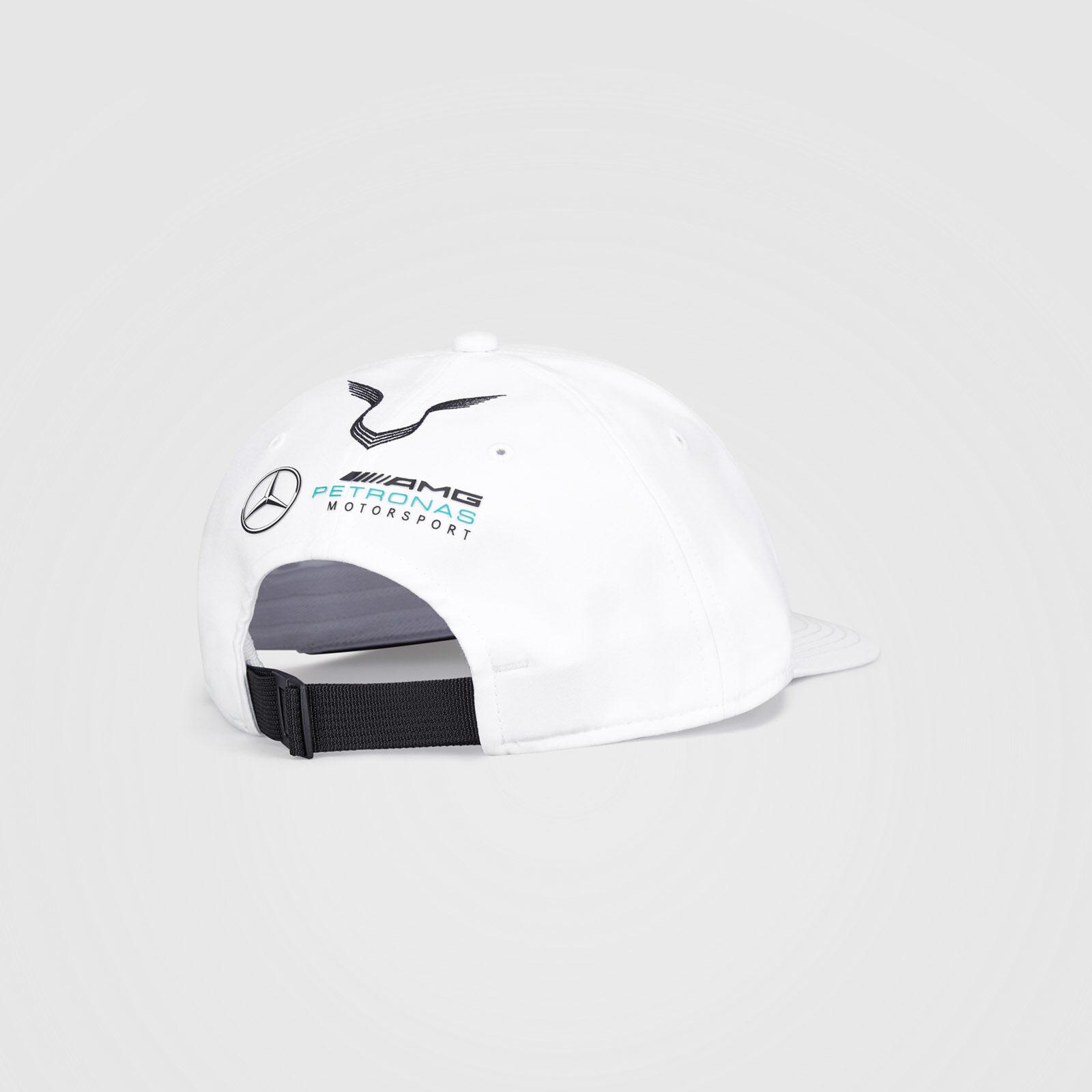 Mercedes Pet Hamilton (Flat) 2021 - Wit