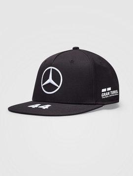 Mercedes Pet Hamilton (Flat) 2021 - Zwart