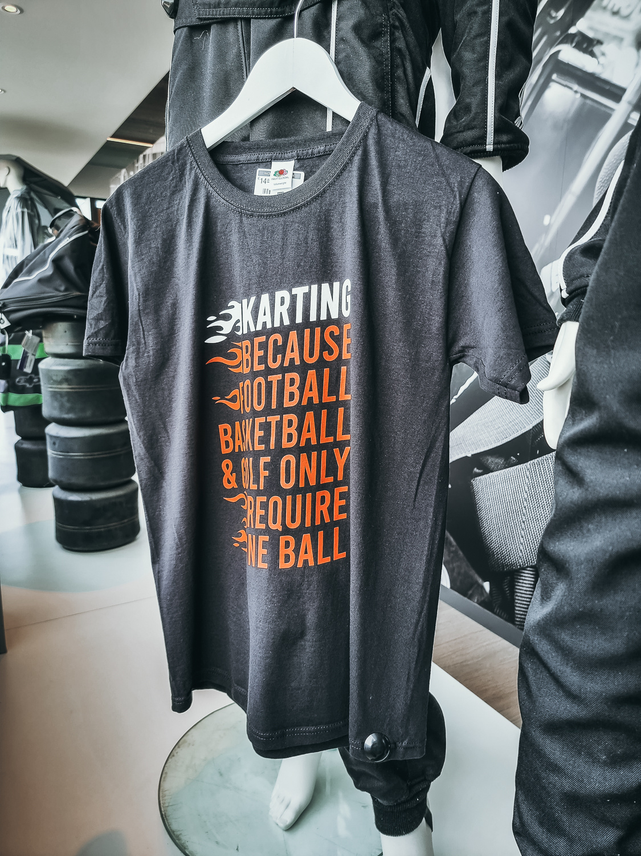 Karting Eupen T-Shirt - Balls