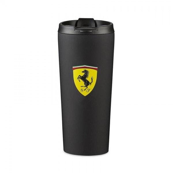 Ferrari Thermal Mug - Matt Black
