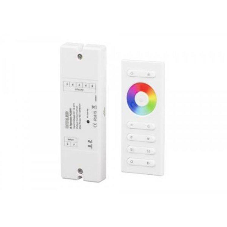 Lucente RGBW sturing en afstandsbediening