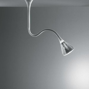 Artemide Artemide Pipe LED decken/wand