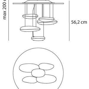 Artemide Artemide Mercury Mini  Ledsuspension