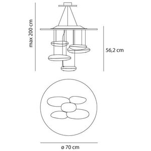 Artemide Artemide Mercury Mini suspension