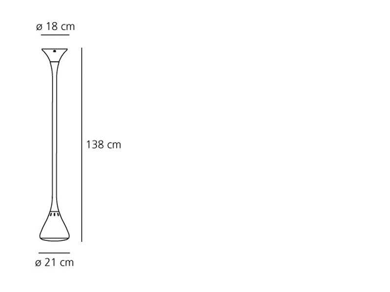 Artemide Artemide PIPE hang LED