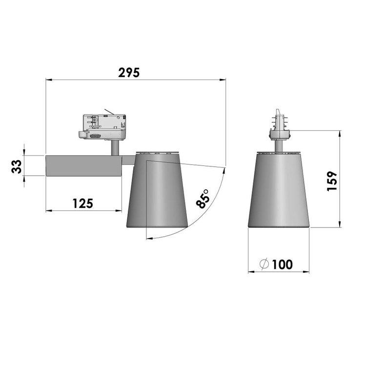 Lucente Lival Aspect 3250Lm