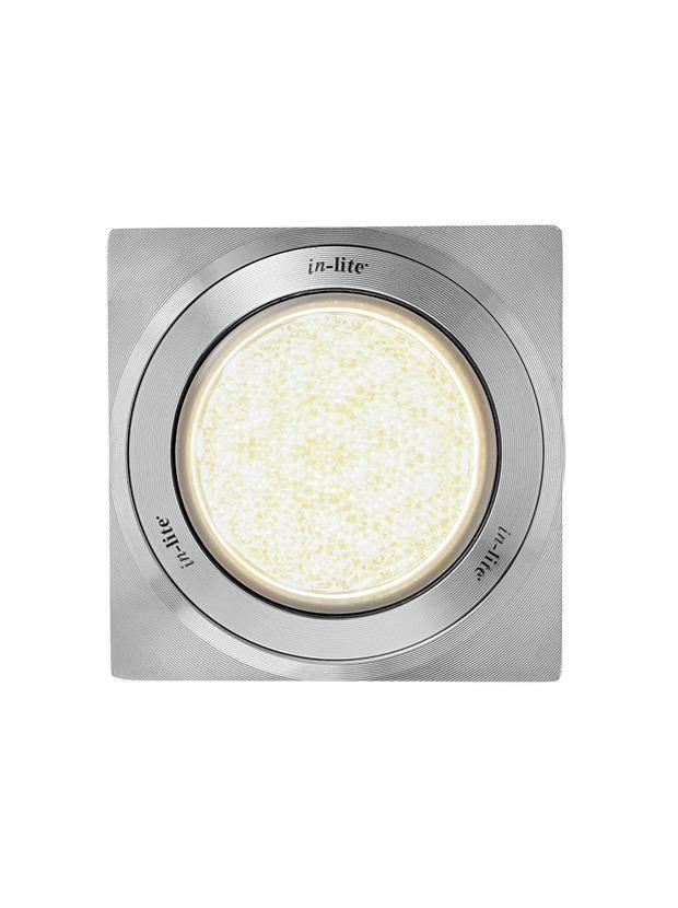 In-Lite buitenlampen en tuinverlichting 12 volt In-Lite Hyve + Plate 75