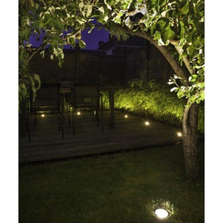 In-Lite buitenlampen en tuinverlichting 12 volt In-Lite DB-LED WW