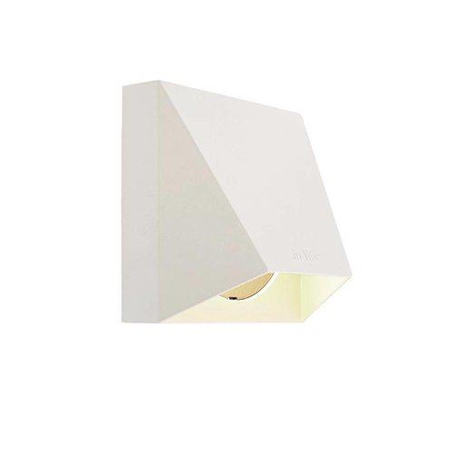 In-Lite buitenlampen en tuinverlichting 12 volt WEDGE WHITE