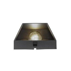 In-Lite buitenlampen en tuinverlichting 12 volt WEDGE DARK