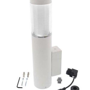 In-Lite buitenlampen en tuinverlichting 12 volt LIV WALL  WHITE