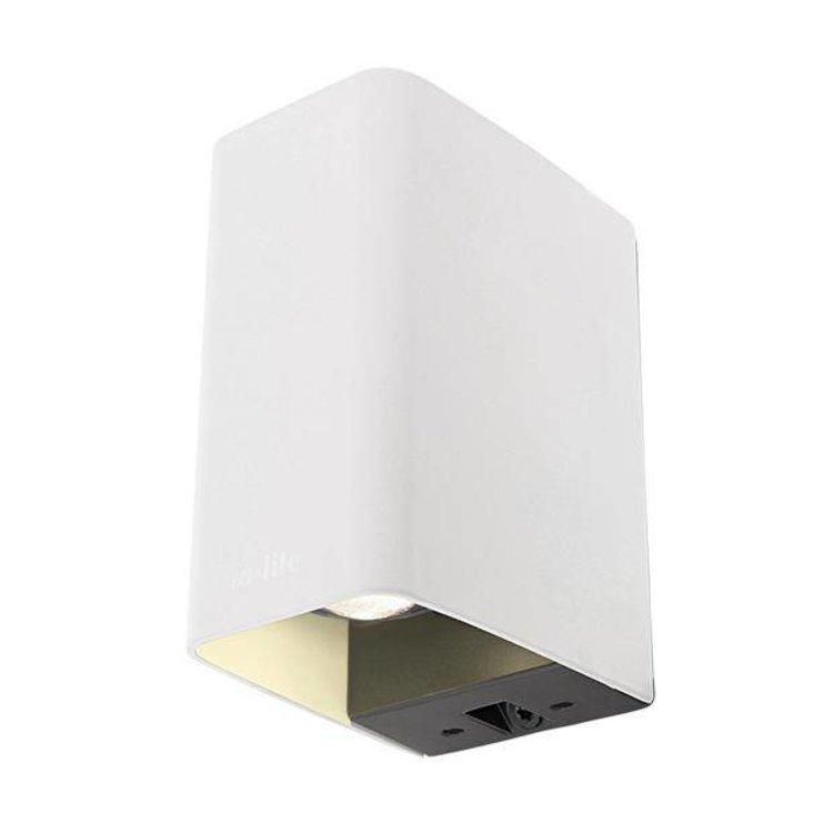 In-Lite buitenlampen en tuinverlichting 12 volt ACE DOWN WHITE
