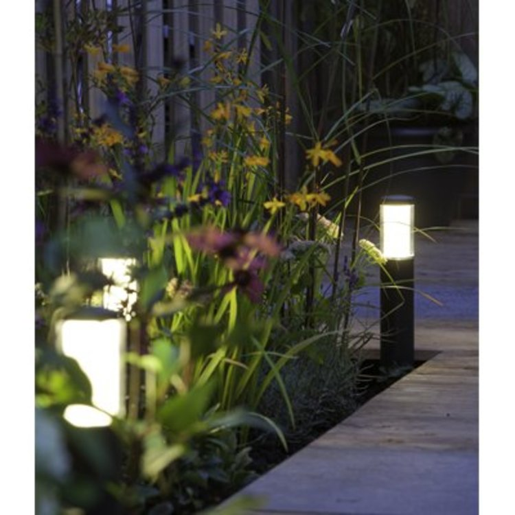 In-Lite buitenlampen en tuinverlichting 12 volt LIV  LOW  CORTEN