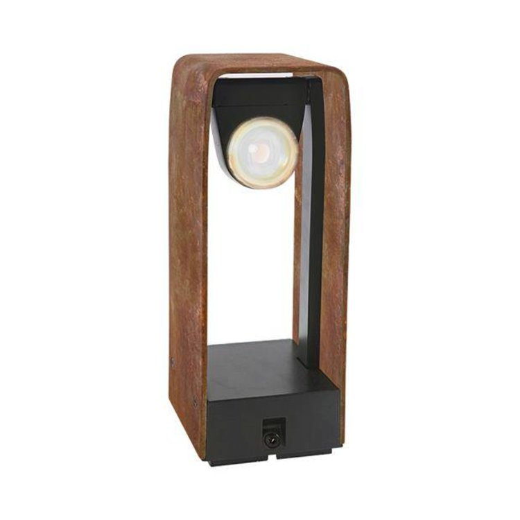 In-Lite buitenlampen en tuinverlichting 12 volt In-Lite Ace Corten