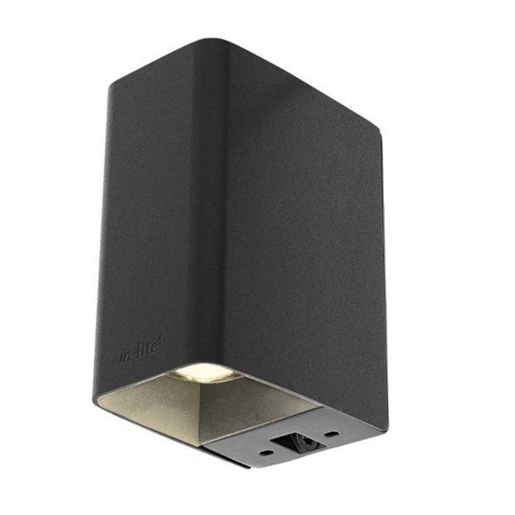 In-Lite buitenlampen en tuinverlichting 12 volt ACE DOWN-UP WHITE