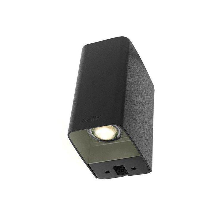In-Lite buitenlampen en tuinverlichting 12 volt ACE DOWN-UP DARK
